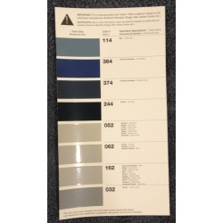 Color Chart 114
